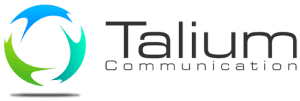 talium communication web pour garage auto